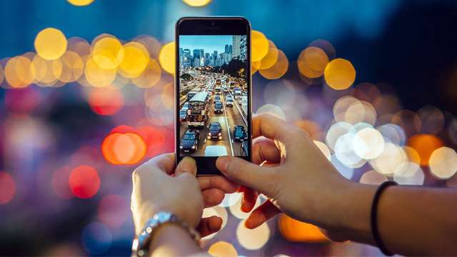 use your old phone for cctv