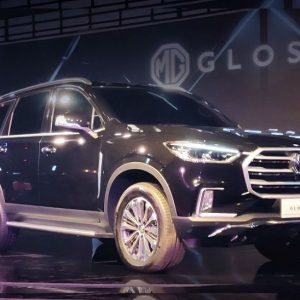 This Diwali will release MG complete length SUV Gloster in the Indian market