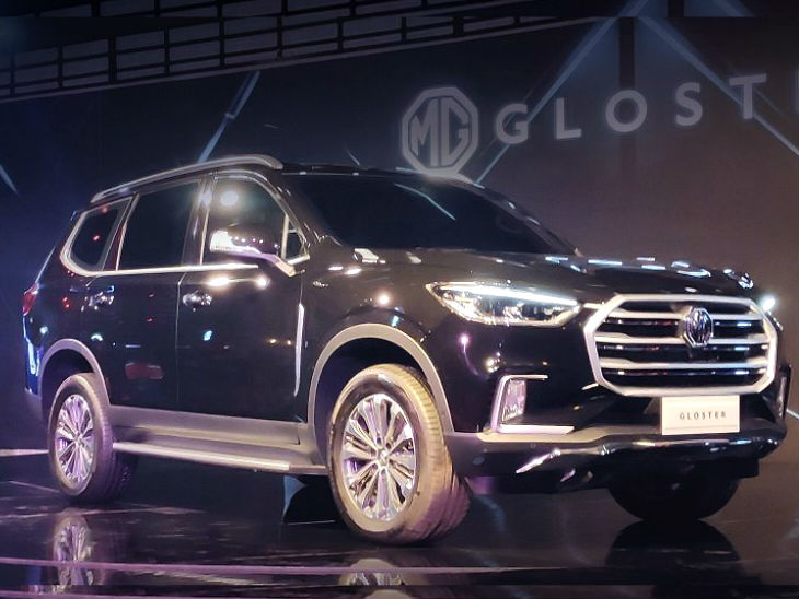 This Diwali will release MG complete length SUV in the Indian market