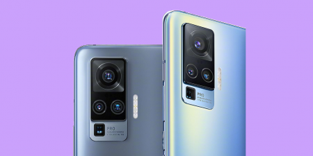 Vivo X50, X50 Pro and X50 Pro+ series with a gimbal camera full specification