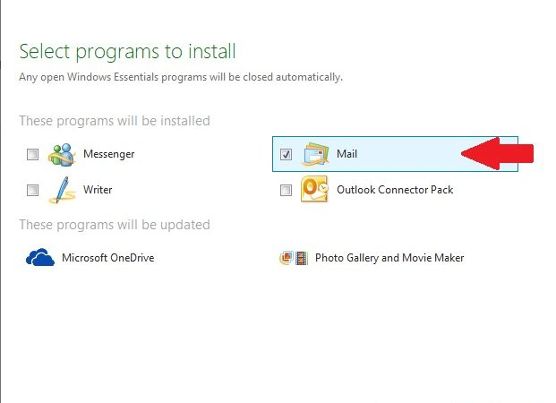 Windows Live Mail Download And Configuration
