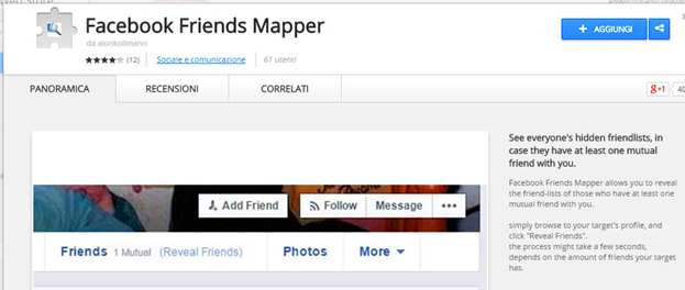 hidden friends on facebook