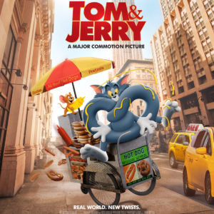 Tom And Jerry Movie 2021
