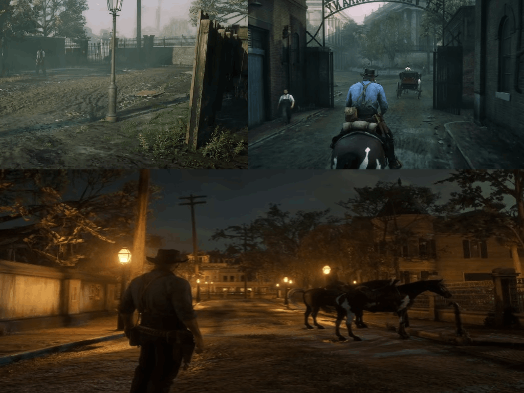 Realistic Game Red Dead Redemption 2