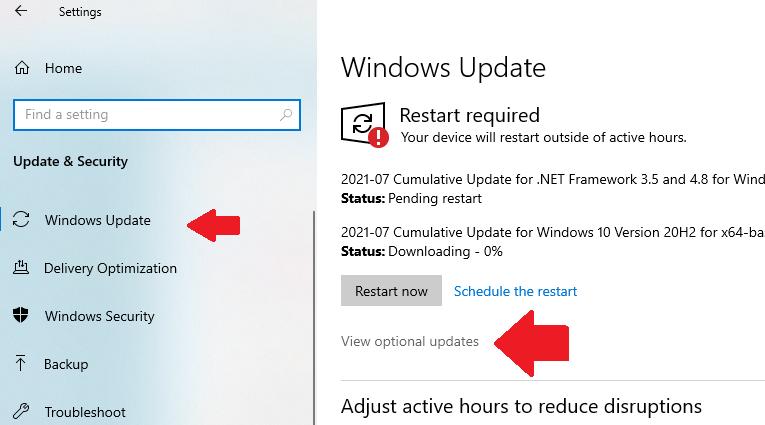 Audio Renderer Error Windows 10 Update